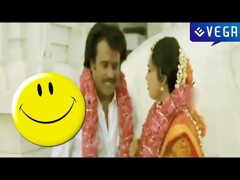 Veera Movie - Rajinikanth & Meena Comedy Scenes