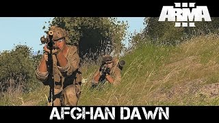 Afghan Dawn - ArmA 3 Delta Force Co-op Gameplay