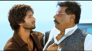 Shahid Kapoor in a macho avatar - R...Rajkumar