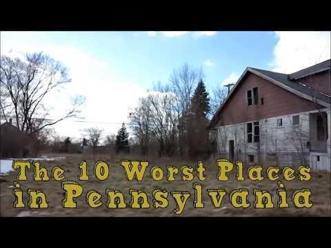 Xxx Mp4 The 10 Worst Cities In Pennsylvania Explained 3gp Sex