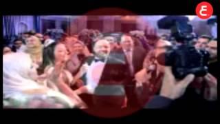 رقص رامى جمال في زفاف الموزع الموسيقي توما