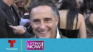 Latinx Now! | Latin Grammy 2018: Jorge Drexler nervioso por su presentación | Telemundo