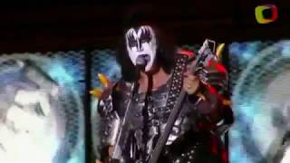 Kiss   Monster Tour Live in Arena Anhembi São Paulo (17/11/2012)
