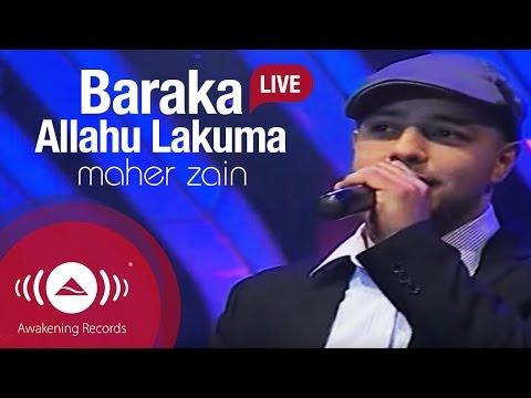 Maher Zain - Baraka Allahu Lakuma | Simfoni Cinta (Live) mp3