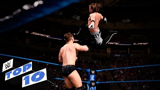 Download Top 10 SmackDown LIVE moments: WWE Top 10, Feb. 7, 2017 3Gp Mp4