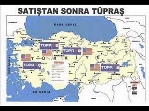 Pazarlamacı Akparti AKP nin Sattıkları