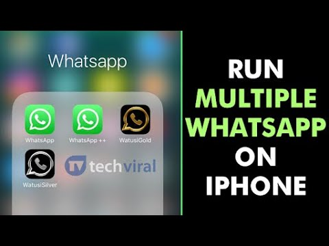 Xxx Mp4 How To Install 2 Whatsapp In Iphone Without Jailbreak Easy Way Latest July 2018 3gp Sex