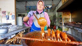 Amazing Thai Food - UNSEEN Coconut Milk BBQ Chicken in Thailand! ไก่กอและที่อร่อยที่สุดในโลก