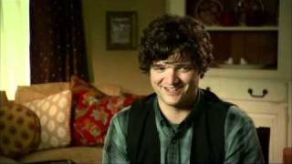 Hallmark Channel Exclusive - Perfectly Prudence- Matt Jones on working with Jane