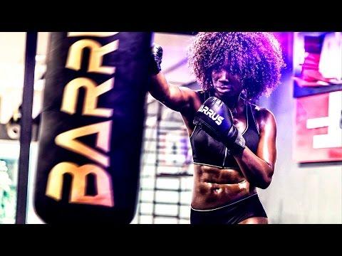 JOYCE ADJES - Athletic training 2 (BLACK FITNESS MODEL, AFRO EBONY PERSONAL TRAINER)