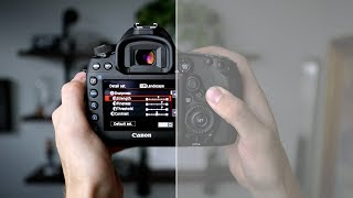 Why you NEED to be adjusting your PICTURE PROFILES!