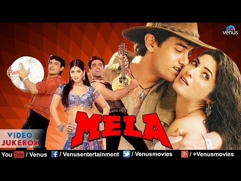 Mela Video Jukebox | Aamir Khan,Twinkle Khanna |