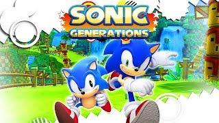 Sonic Generations / Cartoon Games Kids TV