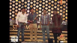 Santhanam Comedy speech in Vijay awards