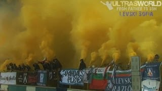 Levski Sofia - Ultras World