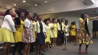 Jonathan Nelson - I Believe (Island Medley) covered RMI women's Choir & RMI Choir