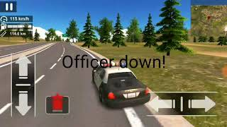 Officer Down-Chase Curl . Police Tribute.