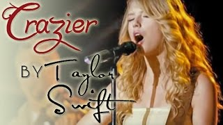 Taylor Swift: Crazier - Soundtrack of Hannah Montana the Movie | Disney HD