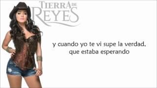 Eres con letra - Patricia Rubio/Daniella Navarro - Tierra de Reyes