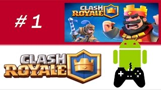 CoC BARU??! / CoC 2 | Clash Royale Indonesia #1 - Android Game