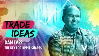 The Key For Apple Shares (w/ Dan Ives) | Trade Ideas | Real Vision™