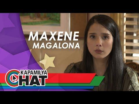 Kapamilya Chat with Maxene Magalona for Ipaglaban Mo