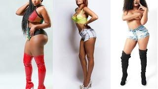 Top 5: Hottest/Sexiest Female Dancehall/Reggae Artiste 2017