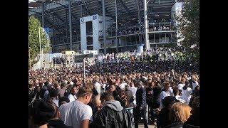 Hamburger Stadtderby: Das passierte vor dem Spiel zwischen dem HSV und St. Pauli