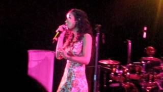 """Jhene Aiko """"W.A.Y.S."""" Best Buy Theater, Enter the Void Tour, NYC"""