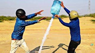 India's Biggest Water Bottle Rocket - MR. INDIAN HACKER