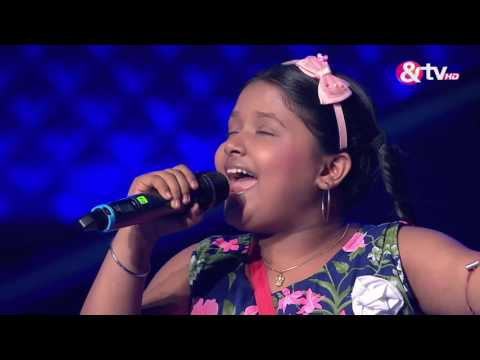 Xxx Mp4 Riya Biswas Blind Audition Episode 1 July 23 2016 The Voice India Kids 3gp Sex