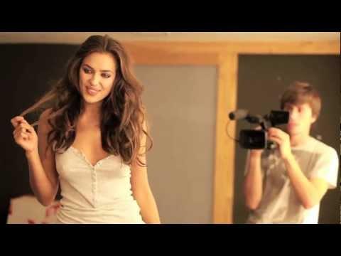 Irina Shayk - Making Of Xti Spring Summer 2012 HD