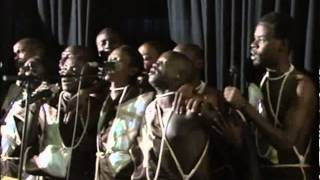 Inganzo Ngari performance @Serena Hotel (Part I)