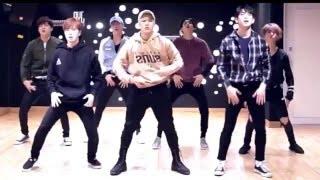GOT7 'Fly' mirrored Dance Practice
