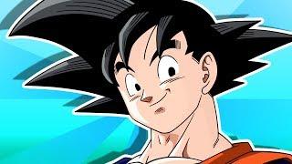 YO MAMA! Goku
