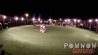 Grass Dancer Wins $5000 at Special at Twin Buttes Powwow 2017