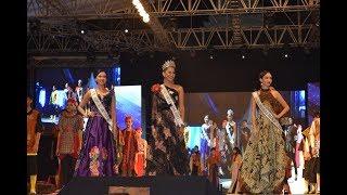 Banyuwangi Batik Festival 2017 BBF -Pagelaran Fashion Sarat Etnik,Motif Kopi Pecah