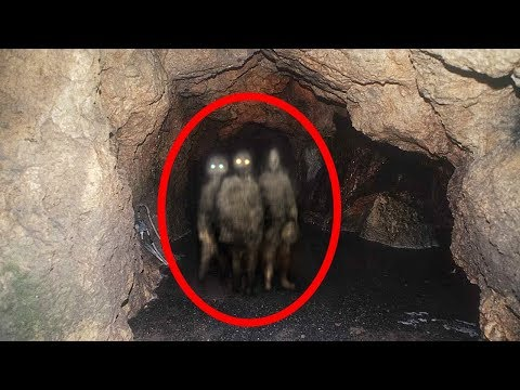 Xxx Mp4 5 Scary Things Caught On Camera In Tunnels 3gp Sex