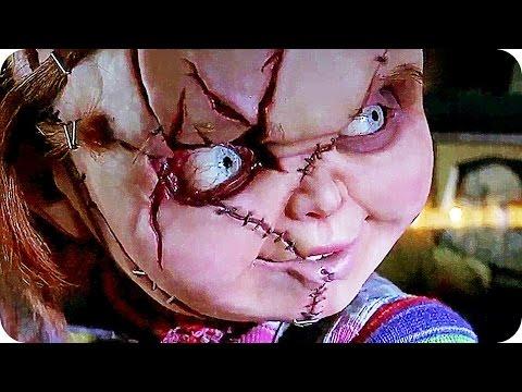 CULT OF CHUCKY Teaser Trailer 2017 Horror Movie