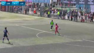 Gothia B12: LA Galaxy Conejo - Lizzy Football Club [0-7] 18.07.2017