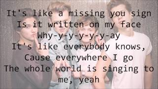The Vamps - Oh Cecilia (You're Breaking My Heart) (with Lyrics)