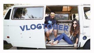 Our New Adventure Car! Westfalia Camper Van Tour (Vlogtober) Alli Cherry