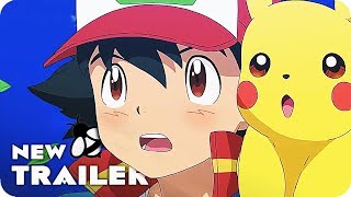 Pokemon 2018 Trailer - New Pokemon Movie