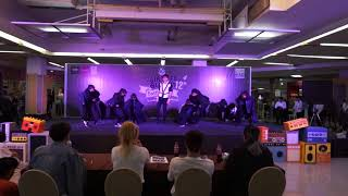 180729 YokoAn B-Day 12th - 9Richter cover BTS - Performance Round