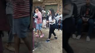 اجمد رقص دق وتكسير مع احمد شقاوه