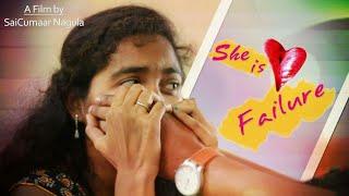 She is Love Failure Latest Telugu Short Film 2017 || Directed By Saicumaar Nagula
