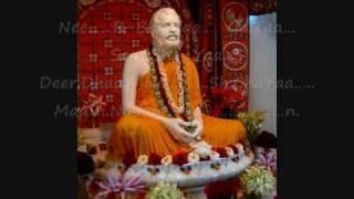 Sri Ramakrishna  Arti Song~ Khandana-Bhava Bandhana~sung by Swami Purushottamanandaji