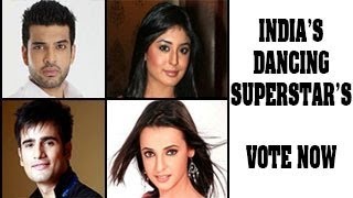 VOTE NOW - HOST FOR NEW DANCE SHOW on Star Plus