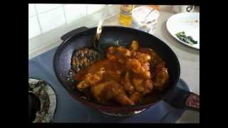 Nyonya Rendang Chicken.wmv