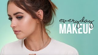 MY EVERYDAY MAKEUP ROUTINE :)